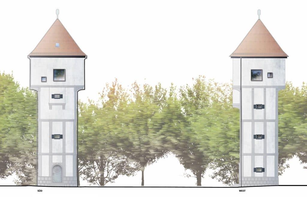 Wasserturm_Kleinaitingen