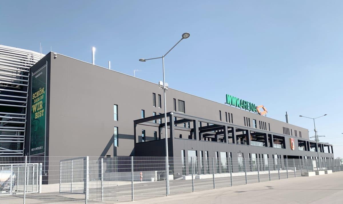 FCA Businessclub Erweiterung WWK-Arena
