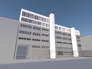 Aufstockung Büro- und Gewerbegebäude L318a München